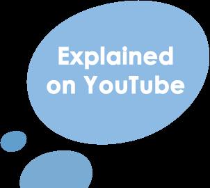 Explained on YouTube